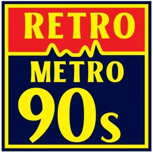Retro Metro 90s